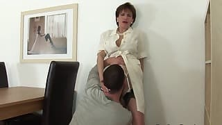 Mom teacher sex another young man