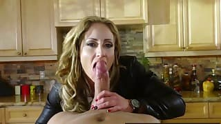 Lusty blonde brazzers needs a big cock